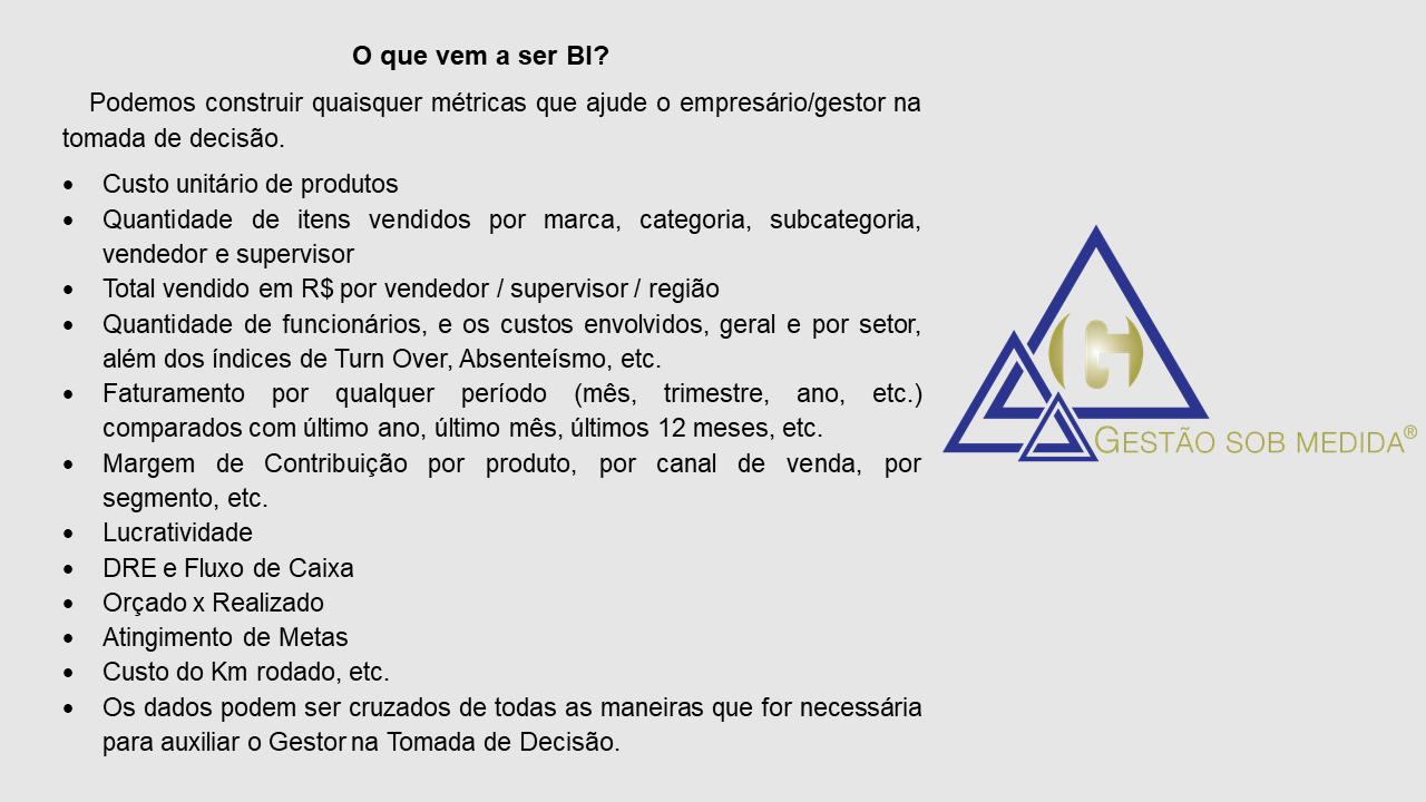 Perguntas BI 3