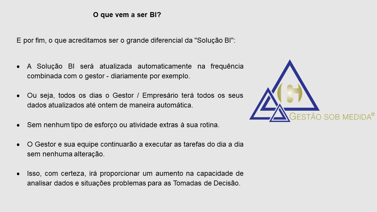 Perguntas BI 4